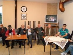 Περιοδεία σε Τοπικές Κοινότητες και σταθμούς της