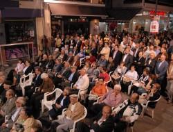 Κεντρική ομιλία Λ. Μαλούτα  23-5-2014