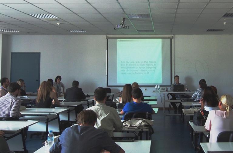 Ο Λάζαρος Μαλούτας, εισηγητής στο Πανελλήνιο Συνέδριο Πολεοδομίας, Χωροταξίας και Περιφερειακής Ανάπτυξης