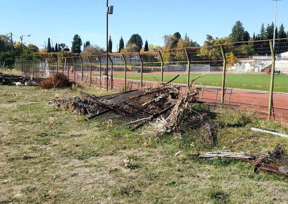 Οι αθλητικές υποδομές του Δήμου