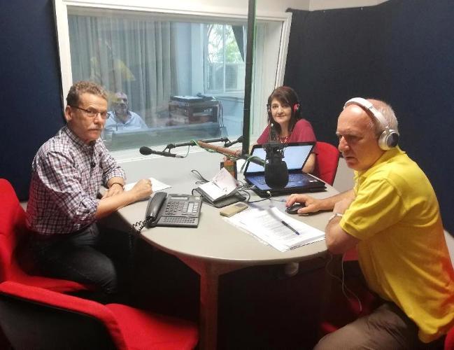 Απόσπασμα απο συνέντευξη του Λ. Μαλούτα στην ΕΡΑ στις 14/6/2018